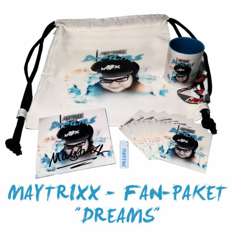 Maytrixx - Fan Paket - Dreams